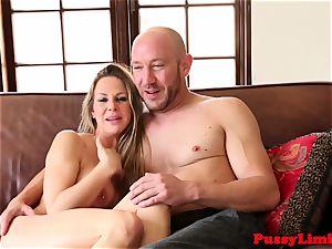 pornographic star Rachel Roxxx railed harsh