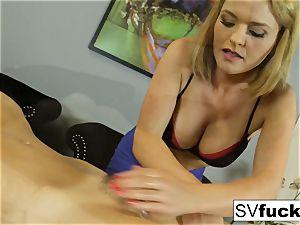 Sarah Vandella g/g massage