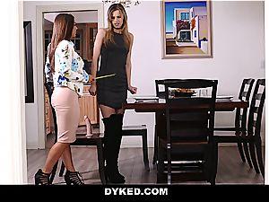 Spoiled teenage Jillian Janson is trained some discipline