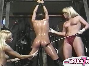 bondage nineties babe