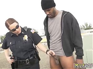 first-timer fit milf tear up and douche chum patron Break-In attempt Suspect has to plow his