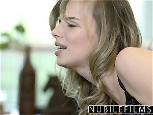 NubileFilms - Office mega-bitch plowed Till She splashes