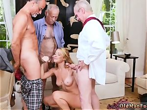 Step daddy anal invasion Frannkie And The group Tag squad A Door To Door Saleswoman