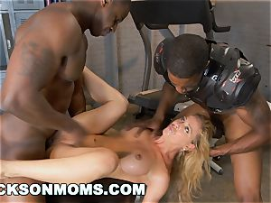 Cherie Deville castings to be the squad whore (xa15243)