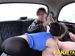 faux taxi Russian unshaved vagina innate melons