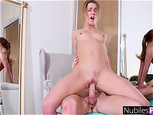 intimate workout W Alexis Crystal And humungous meatpipe S16:E8