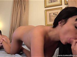 Anissa Has Her husband deepthroat penis While She plumbs