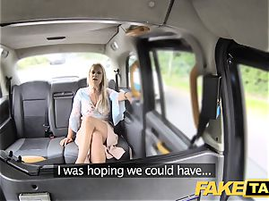 fake taxi John gets a great taxi arse ass licking
