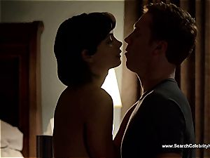 outstanding Morena Baccarin looking beautiful nude on film