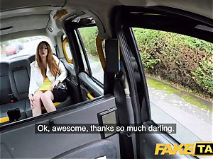 fake taxi kinky sandy-haired bombshell in sloppy pound