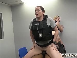blond choking ebony beef whistle Prostitution nibble takes perv off the streets
