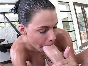 Peta Jensen lubed Up And fucked