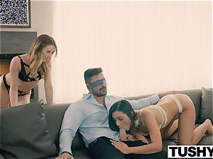 TUSHY Do rectal with my beau