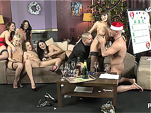The hump Game before Christmas sequence two