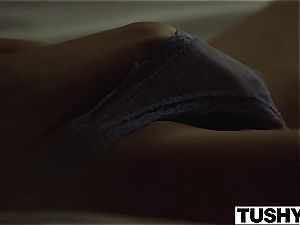 TUSHY college student Gets disciplined by tutor