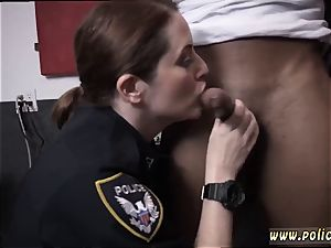 young blondie 3some and obese liking raw movie grabs cop humping a deadbeat dad.