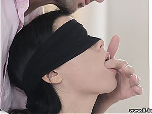 blindfolded prelude and fuck-fest