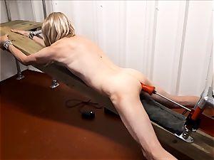 RachelSexyMaid - 15 - dungeon space culo nude smashing