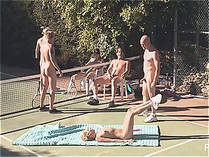 sexy racket Part 5
