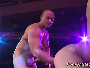 super-naughty pornography stage fuck romp