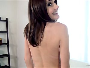 Adria Rae gets carried away at a spectacular casting session